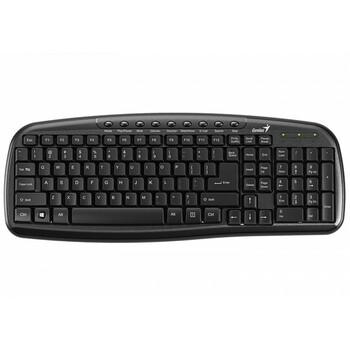 Проводная клавиатура Genius KB-M225