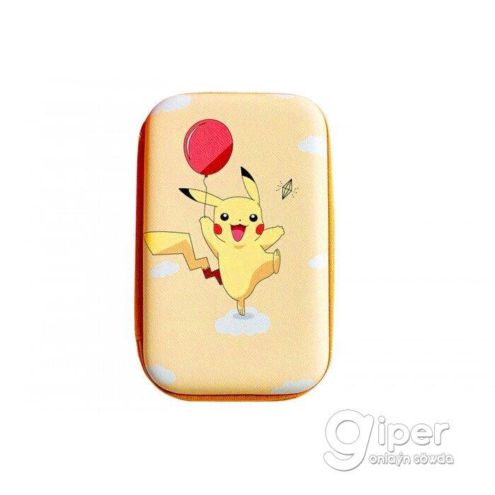 Чехол для ЖД Pikachu with Baloon