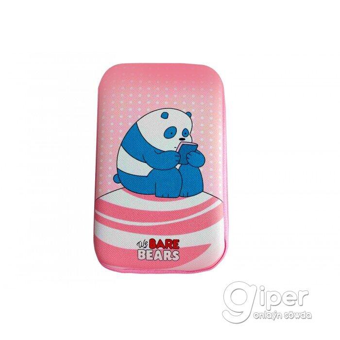 Чехол для ЖД We Bare Bears Panda