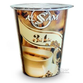 Кофе Alsam 3 в 1 стакан, 14 г