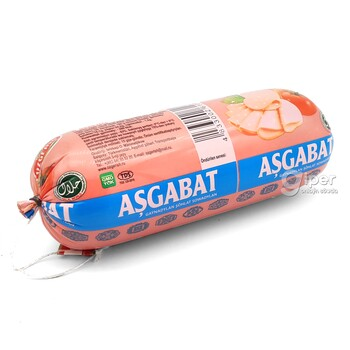 "Вареная колбаса ""Aşgabat"" от Özgeriş, 1000 г"