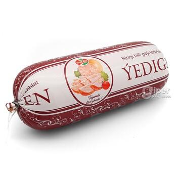 """Вареная колбаса """"Ýedigen"""" от Özgeriş , 1000 г"""