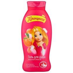 """Детский гель для душа Принцесса """"Молочный апельсин"""" 400 мл"""