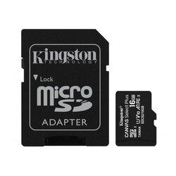 Карта памяти Kingston Canvas Select Plus 16 ГБ