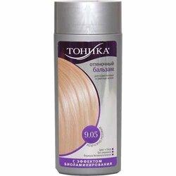 Оттеночный бальзам для волос, 9.05 жемчужно-розовый Тоника, 150 мл
