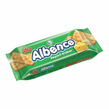 Соленые сырные крекеры Albence, 70 г