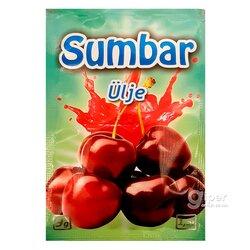 """Гранулированный растворимый напиток """"Sumbar"""" со вкусом вишни, 9 г"""