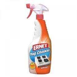 Средство для удаления жира и нагара Ernet Oil Remover, 750 мл