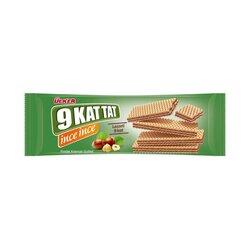 """""""9 KAT TAT"""" вафля с ореховым кремом от Ülker, 114 г"""