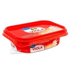 Плавленный сливочный сыр VIOLA высшего качества, 200 г