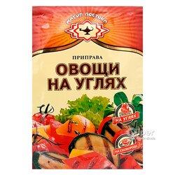 Магия Востока Приправа для овощей на углях, 15 г