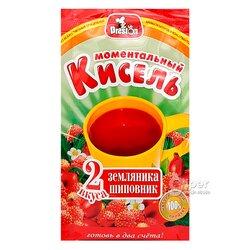 Кисель моментальный земляника-шиповник, 30 г