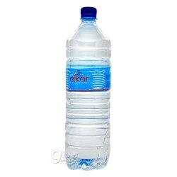 """Стерилизованная вода """"Akar"""" 1,5 Л"""