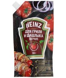 Кетчуп Heinz Для гриля и шашлыка, 350 г