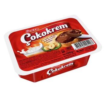 """Шоколадная паста """"Çokokrem"""" от Ülker 100 гр"""