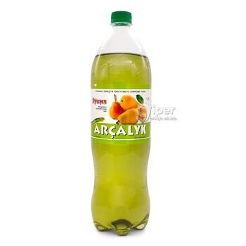 """Безалкогольный газированный напиток Arçalyk """"Дюшес"""", 1.5 лт"""