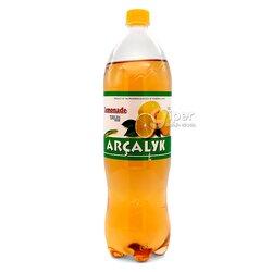 """Безалкогольный газированный напиток Arçalyk """"Лимонад"""", 1.5 лт"""