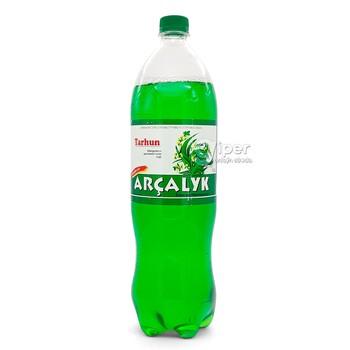 """Безалкогольный газированный напиток Arçalyk """"Тархун"""", 1,5 лт"""