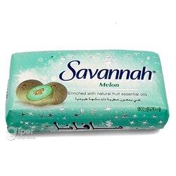 """Туалетное мыло Savannah """"Дыня"""", 100 г"""