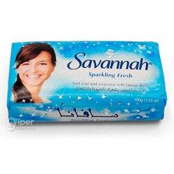 """Туалетное мыло Savannah """"Искрящаяся Свежесть"""", 100 г"""