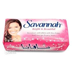 """Туалетное мыло Savannah """"Яркая Красивая"""", 100 г"""