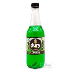 """Безалкогольный газированный напиток Dury çeşme """"Тархун"""" 0,5 л"""