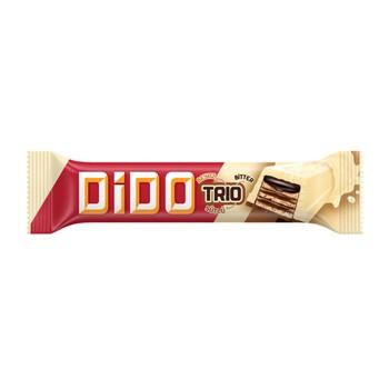 Dido Trio бело-молочно-темная шоколадная вафля, 36,5 Г