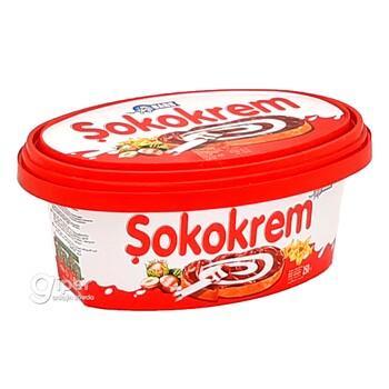 """Шоколадная паста """"Şokokrem """" от Bars, 250 гр"""
