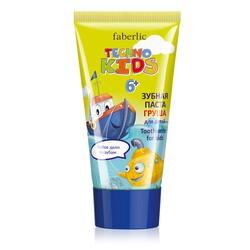 Зубная паста для детей Techno kids «Груша», 6+, 2359, 50 мл