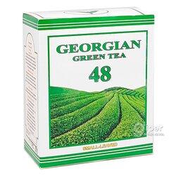 """Грузинский зеленый чай """"Rysgal"""" 48, 100 г"""