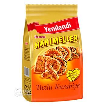 Солёное печенье Hanimeller от Ülker, 170 гр