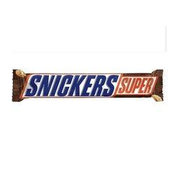 """Шоколадный батончик """"SNICKERS SUPER"""", 95 г (2x47.5 г)"""