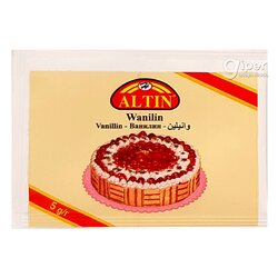 """""""ALTIN"""" ванильный сахар, 5 гр"""