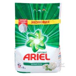 """Стиральный порошок Ariel """"Белая роза"""" (автомат) 3 кг"""