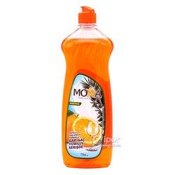 Средство для мытья посуды Mona Апельсин, 750 мл