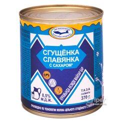 """Молокосодержащий продукт """"Сгущёнка Славянка"""" 8.5%, 370 гр"""
