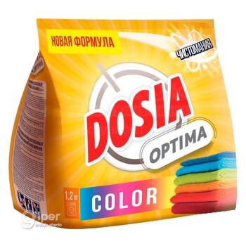 """Стиральный порошок Dosia Optima """"Color"""", 1,2 кг"""
