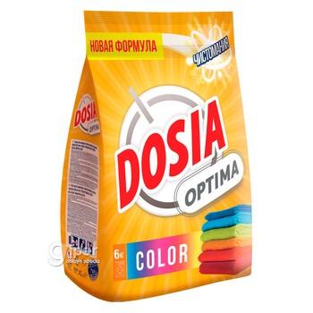 """Стиральный порошок Dosia Optima """"Color"""", 6 кг"""