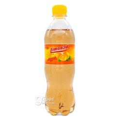 """Газированный напиток Ak ýol """"Limonad"""" безалкогольный, 0.5 л"""
