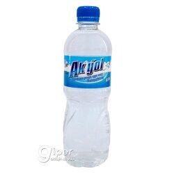 """Стерилизованная вода """"Ak ýol """", 0.5 Л"""