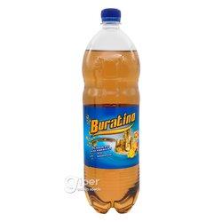 """Газированный напиток Ak ýol """"Buratino"""" безалкогольный, 1.5 л"""