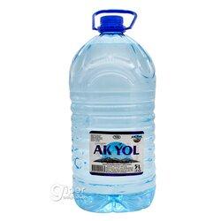 """Стерилизованная вода """"Ak ýol """" 5 л"""