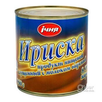 """Молокосодержащий продукт Варёная сгущенка """"Ириска Ичня"""" 8.5%%, 950 г"""