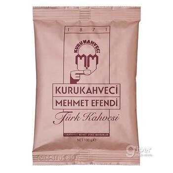 Турецкий кофе Kurukahveci Mehmet Efendi, 100 гр