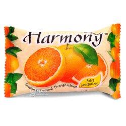 """Мыло туалетное Harmony увлажняющий кремом """"Апельсин"""", 75 г"""