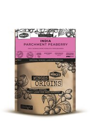 Кофе в зернах Minges Origins India Parchment Peaberry, 250 гр