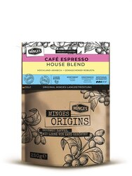 Кофе в зёрнах MINGES Origins House Blend Caffe Espresso, 250 гр