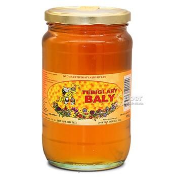 Натуральный пчелиный мёд, 950 гр