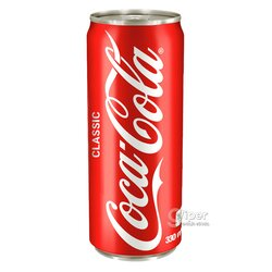 Coca-Cola напиток сильногазированный, 0,33 л