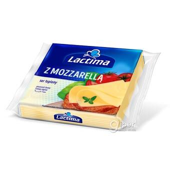 Плавленный Сыр Lactima Z Mozzarella, 130 г